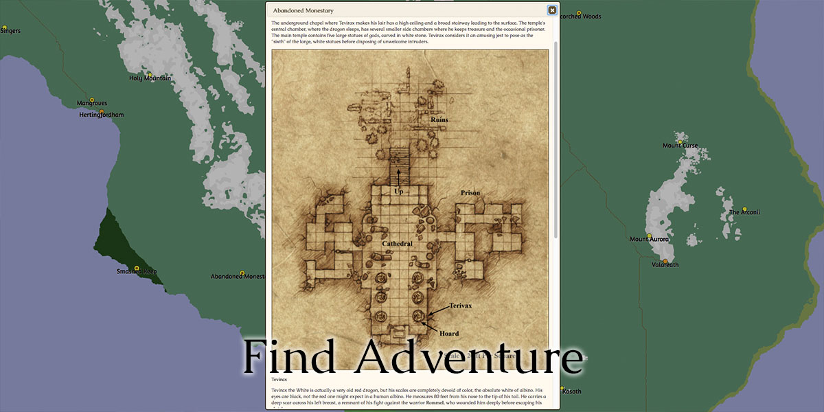 How To Create A Fictional World Map.Worldspinner Fantasy Map Making And Worlds Building